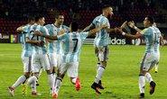 Vắng Messi, Argentina suýt thua đội chót bảng Venezuela