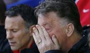 Van Gaal bày tỏ thất vọng khi viết tâm thư