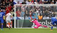 Xem 4 bàn thắng trận Czech ngược dòng hòa Croatia