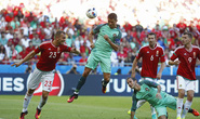 Xem 6 bàn thắng trận Bồ Đào Nha hòa nghẹt thở Hungary