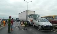 Tai nạn liên hoàn, cô gái 22 tuổi bị ô tô tông chết