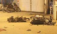 Hai xe máy đối đầu, 2 người chết, 3 người bị thương
