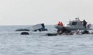 Chìm tàu giữa biển, 40 người chết