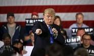 """Ông Trump lại """"tiền hậu bất nhất"""""""