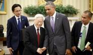 Trung Quốc mừng ra mặt cho mối quan hệ Việt - Mỹ