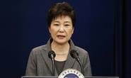 Tổng thống Hàn Quốc nhờ quốc hội chọn ngày từ chức