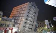 Động đất mạnh ở Đài Loan, 5 người thiệt mạng