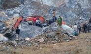 Tai nạn hi hữu ở mỏ đá, một người chết