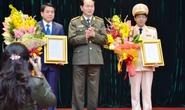 Bộ trưởng Trần Đại Quang đánh giá cao tân Giám đốc Công an Hà Nội