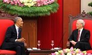 Tổng thống Obama đánh giá cao tầm nhìn của Đảng Cộng sản VN