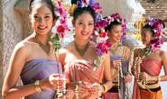 Xem người Thái làm du lịch