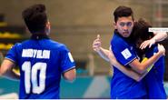 Futsal Thái Lan trở về từ cõi chết