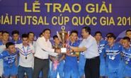 Thái Sơn Nam vô địch futsal Cúp Quốc gia