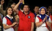 Mỹ-Trung phủ bóng bầu cử Philippines