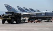 Nga - Mỹ giằng co trên bầu trời Syria