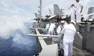 Mỹ gởi thông điệp tới Trung Quốc trước phán quyết biển Đông