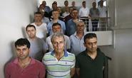 Bắt bớ dữ dội ở Thổ Nhĩ Kỳ
