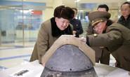 Vụ bắn tên lửa hiếm thấy của Triều Tiên