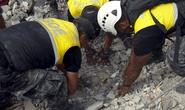 Nhật Bản - Ecuador chật vật sau động đất