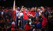 Rodrigo Duterte - tân tổng thống Philippines