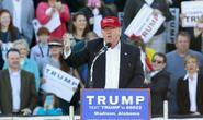 """Tỉ phú Trump đại thắng ngày """"siêu thứ ba""""?"""