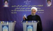 Bầu cử Iran: Cải cách đối đầu bảo thủ