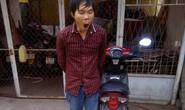 Hiệp sĩ cùng dân vây bắt kẻ nghiện trộm xe máy