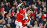 Welbeck thắp lại hy vọng cho Arsenal