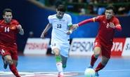 Thua đậm Iran, futsal Việt Nam tranh hạng ba với Thái Lan