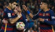 Thành Madrid khó chặn Barca