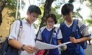 Nhiều trường ĐH công bố ngưỡng điểm nhận hồ sơ xét tuyển