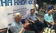 Buổi giao lưu thú vị với nhà thiên văn học Trịnh Xuân Thuận