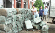 Thưởng nóng vụ triệt phá tập đoàn buôn lậu ở Long An