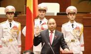 Thủ tướng Nguyễn Xuân Phúc nhắc đến Formosa trong lễ tuyên thệ