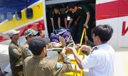 Điều thủy phi cơ cứu ngư dân đau tim ở Trường Sa