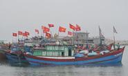 Ngư dân đảo Lý Sơn ra khơi đánh bắt đầu Xuân