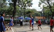 Hơn 700 vận động viên tham gia hội thao
