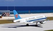 Phản đối Trung Quốc bay ra đá Chữ Thập đến ICAO