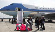 Chuyên cơ Tổng thống Obama xài dịch vụ gì ở Việt Nam?