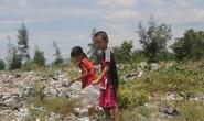 Chất thải Formosa chôn lấp tràn lan