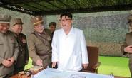Động đất lạ nghi thử vũ khí hạt nhân trong ngày Quốc khánh Triều Tiên