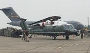 Trực thăng Marine One thứ 2 của ông Obama tới Tân Sơn Nhất