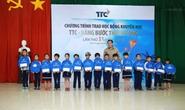 TTC hỗ trợ học sinh nghèo ở Bến Tre