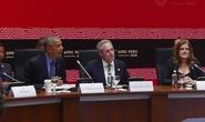 Tổng thống Obama tin tưởng vào việc thực thi TPP