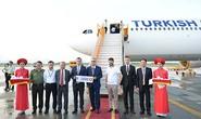 Turkish Airlines mở đường bay thẳng đến Việt Nam