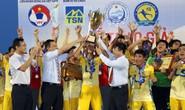 Đồng Tháp vỡ oà niềm vui vô địch U17 quốc gia