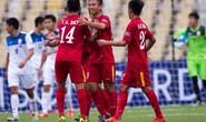 Ngược dòng thắng Kyrgyzstan, U16 Việt Nam vào tứ kết châu Á