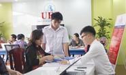 Trường ĐH Kinh tế Tài chính công bố điểm chuẩn