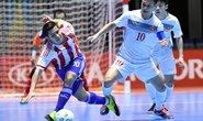 Lịch THTT: Futsal Việt Nam quyết đấu Ý