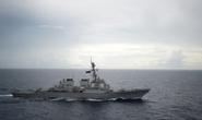 Mỹ tuần tra hơn 700 cuộc ở biển Đông năm 2015